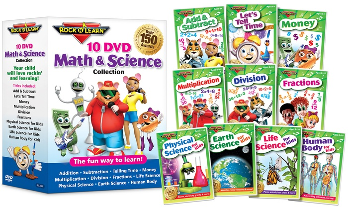 Rock 'N Learn Math & Science