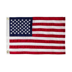 Deluxe 50-Star Sewn US Flags