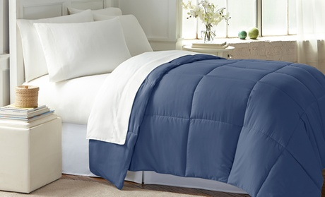 Up to 85% off Down-Alternative Comforters