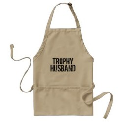 Who can resist a man wearing a great apron!!!