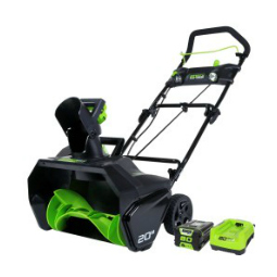 GreenWorks Snow Blower 13% off
