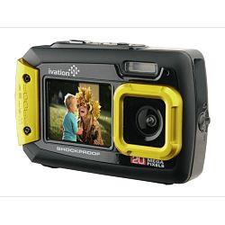 Ivation 20MP Underwater Shockproof Digital Camera & Video Camera 60% off
