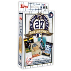 MLB New York Yankees Topps Yankees 27X Champs Set