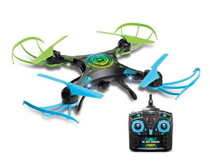 The Sharper Image Remote Control Drone With Camera