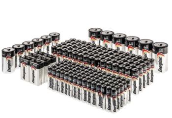 Save on Bulk Batteries