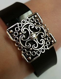 Fitness Band Bling Accessories