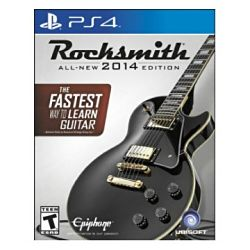 Rocksmith 2014 Edition – PlayStation 4 and X-Box