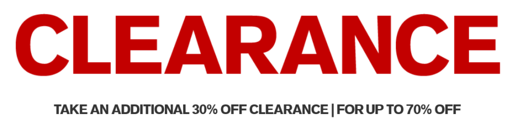 Express Clearance Sale