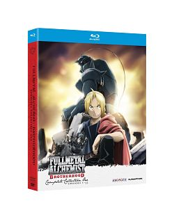 "Up to 61% off ""Fullmetal Alchemist: Brotherhood"" and ""Steins Gate: The Complete Series"""