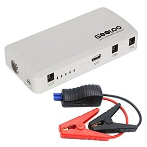 Save 71% GOOLOO Portable Car Jump Starter Phone Power Bank