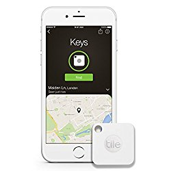 Tile Mate – GPS Tracker for Luggage, Phone, Wallet etc