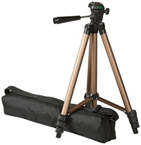 AmazonBasics-50-Inch-Lightweight-Tripod-with-Bag-0