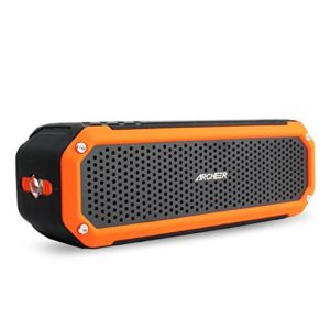 Bluetooth-Speakers-Archeer-Portable-Bluetooth-Speaker-with-Bass-Flashlight-for-Outdoor-Sports-12-Hour-Playtime-10W-Drivers-A226-BlackOrange-0