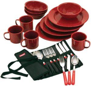 Coleman-24-Piece-Enamel-Dinnerware-Set-0