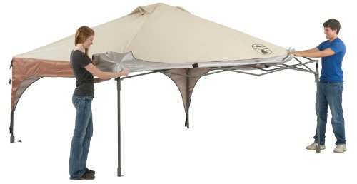 Coleman ...  sc 1 st  amazon deals & Coleman Instant Canopy with LED Lighting System -