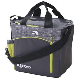 Igloo-00059956-Stowe-Mini-City-9-Insulated-Soft-Cooler-9-Cans-GreyLime-0