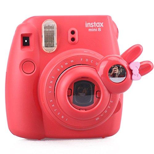 caiul 7 in 1 fujifilm mini 8 camera accessories raspberry. Black Bedroom Furniture Sets. Home Design Ideas