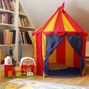 Children\'s Indoor Play Tent — CIRCUS TENT- Great Gift for Kids -