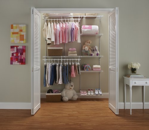 ClosetMaid 22875 ShelfTrack ...