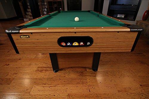Save Mizerak Dynasty Space Saver Billiard Table - Mizerak outdoor pool table