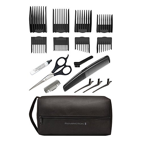 Remington Hkvac2000a Vacuum Haircut Kit Vacuum Hair Clippers Hair