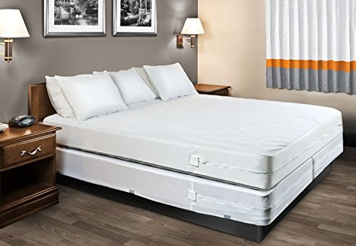 sleep defense system – waterproof / bed bug proof mattress