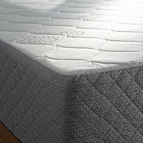 Sleep Innovations Marley 10 Inch Gel Memory Foam Mattress Queen