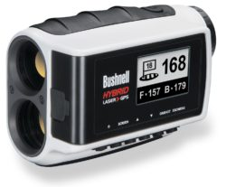 Bushnell Hybrid Laser-Gps Rangefinder