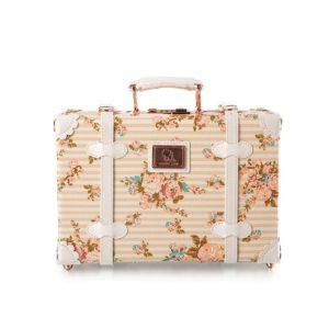 Vintage Luggage Sets for Women