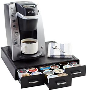 Coffee Pod Storage Drawer for K-Cup Pods – 36 Pod Capacity