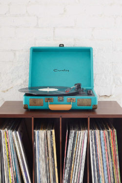 Crosley Record Players on sale for $80.00