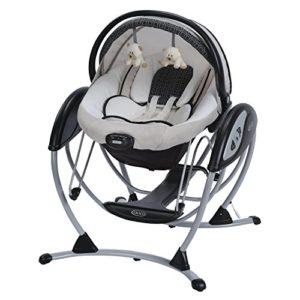 Graco-Glider-Elite-Baby-Swing-Pierce-0