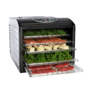 Save 23% Ivation Electric Food Dehydrator