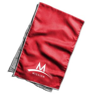Mission-Athletecare-Enduracool-Varsity-Towel-Red-0