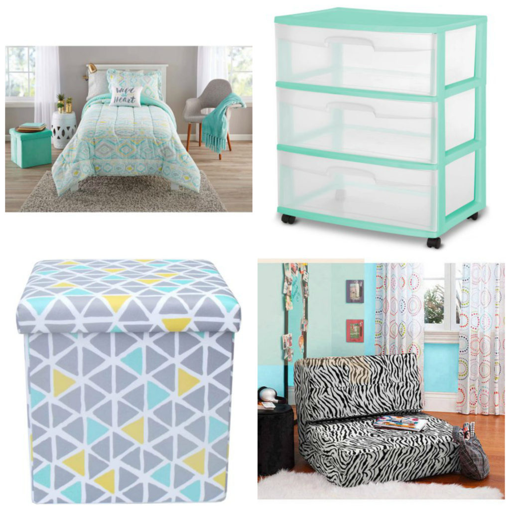 Walmart College Dorm Deals