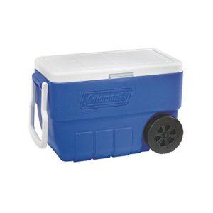 Coleman-50-Quart-Wheeled-Cooler-Blue-0