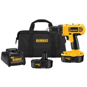 New lower price on a select DEWALT 18V compact drill/driver kit