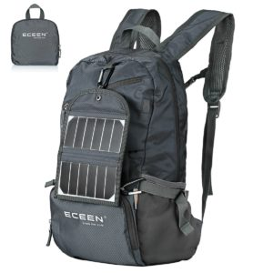 Save 50% Eceen Solar Backpack