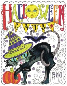Halloween-Cats-Adult-Coloring-Book-0