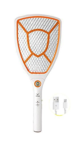 Aiwotowow Usb Electric Rechargeable Bug Zapper Mosquito Insect Fly