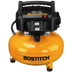 Bostitch 6 Gallon Pancake Compressor