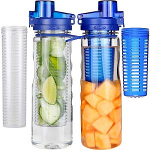 Flavor Infuser Water Bottle