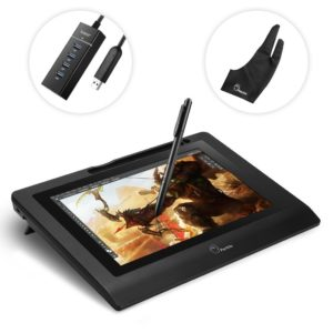 Parblo Coast10 10.1″ Digital Pen Tablet Display Drawing Monitor