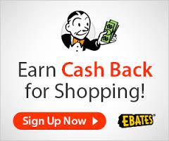 Ebates – Give $10, get $10. A bonus for your friend, a bonus for you