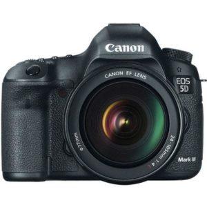 Canon EOS 5D Mark III 22MP DSLR