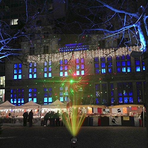 Laser Christmas Lights,Outdoor Christmas Laser Lights Projector ...