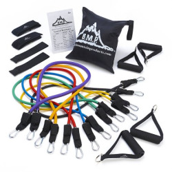 Resistance Band Set- Exercise Bands