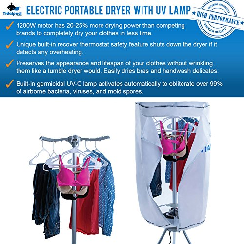 Delightful Electric Portable Clothes Dryer ...