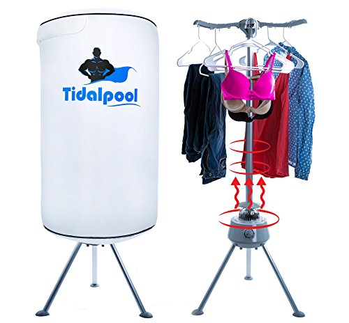 Electric Portable Clothes Dryer U2013 Laundry Drying Rack ...