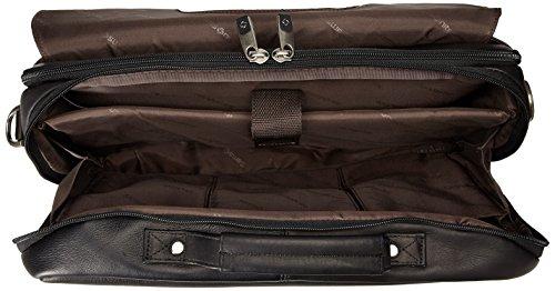 Samsonite Colombian Leather Flap-Over Messenger Bag ... eafa959a9aff4